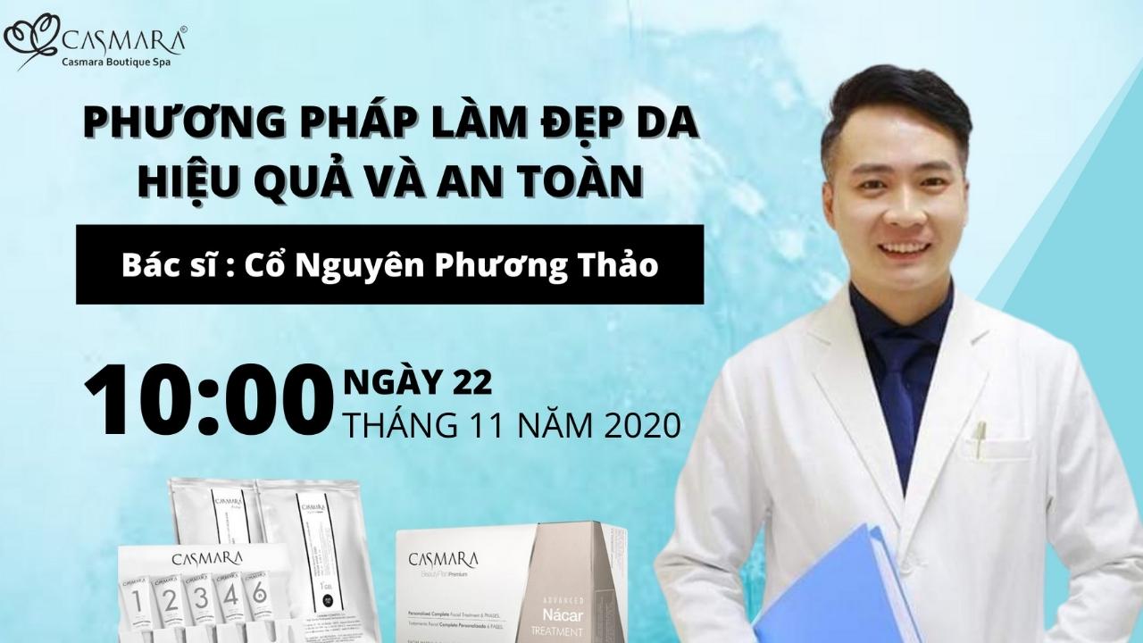 Casmara Boutique Spa Hà Nội